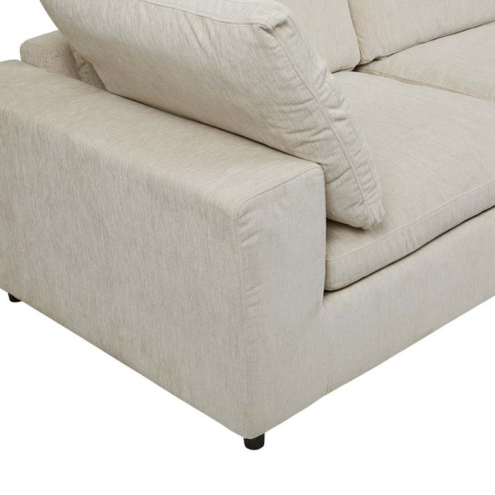 Felix Cloud 3 Seater Left Arm