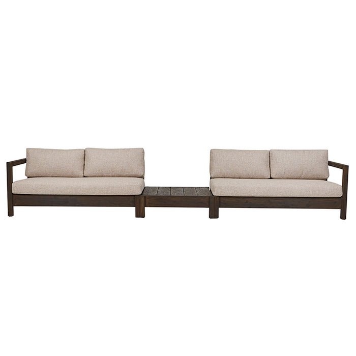 Marina Cube Left Arm Sofa