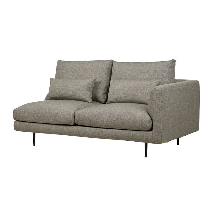 Sinclair Curve 2 Seater Right Arm