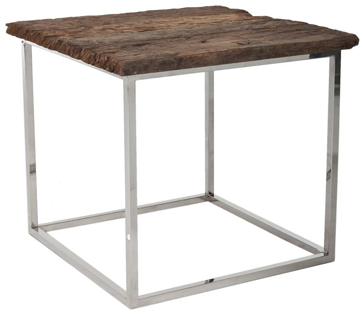 Mystique Square Side Table