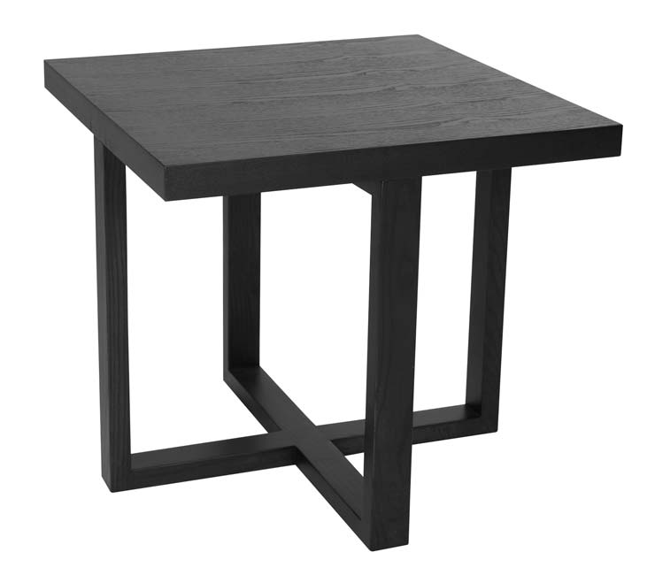Verve Square Lamp Table