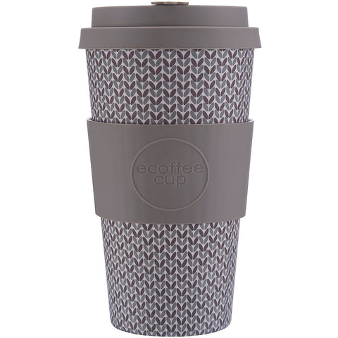 Ecoffee Cup puodelis Said Beedle 470ml