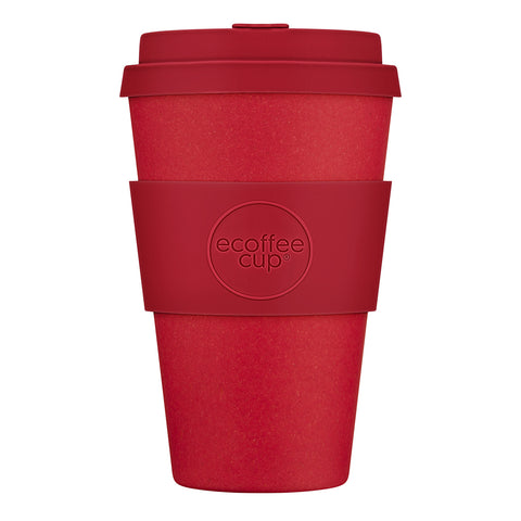 Ecoffee Cup puodelis Red Dawn 400ml