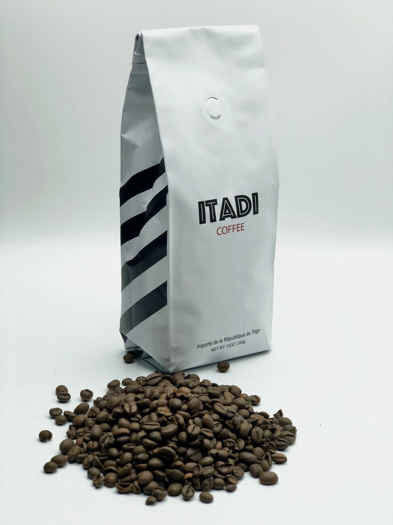 ITADI Whole Bean Organic Coffee