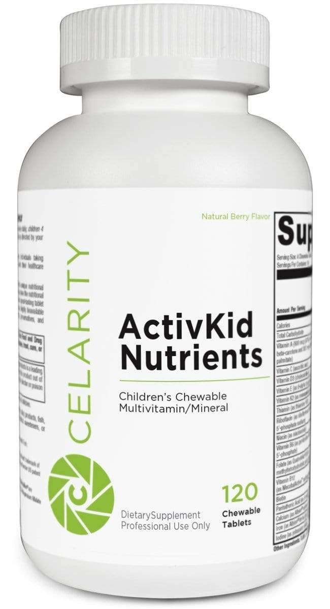 Celarity Active Multi-Min Chewable