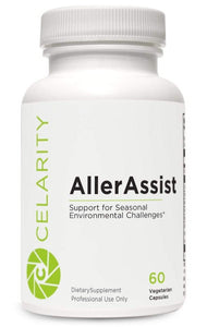 Celarity AllerAssist - Natural Allergy Supplement