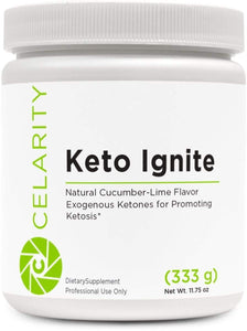 Celarity Keto Ignite | Exogenous Ketones Supplement