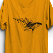 Load image into Gallery viewer, Free Whale Unisex T-Shirt - Orange