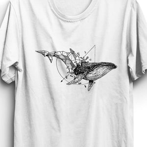 Fabrix Apparel Free Whale White Zoom