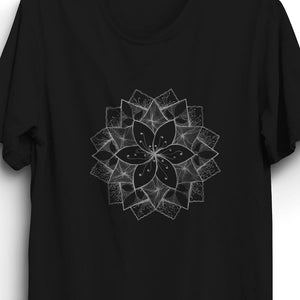 Fabrix Apparel Lotus Black Zoom