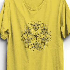 Fabrix Apparel Lotus Yellow Zoom