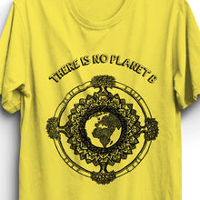 Load image into Gallery viewer, Fabrix Apparel No Planet B Yellow Zoom