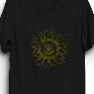 Fabrix Apparel Sunflower Black Special Edition Zoom
