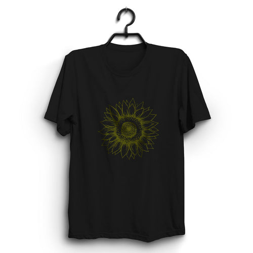 Fabrix Apparel Sunflower Black Special Edition