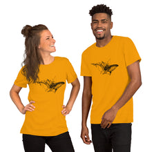 Load image into Gallery viewer, Fabrix Apparel Free Whale Orange Couple