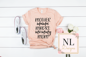 Mother Names