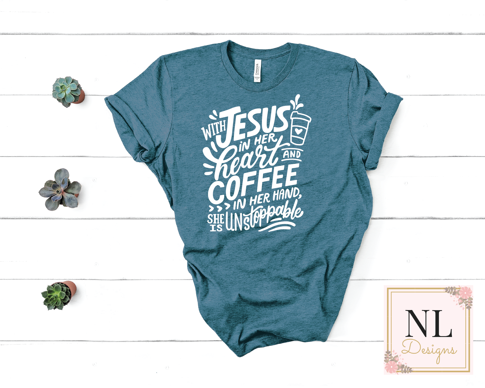 With Jesus & Coffee