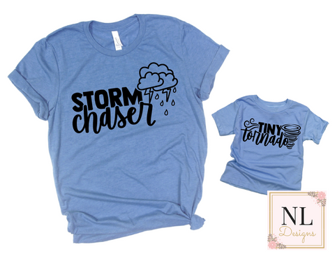 Storm Chaser - Matching Set