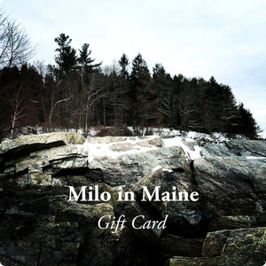 Milo in Maine Gift Card