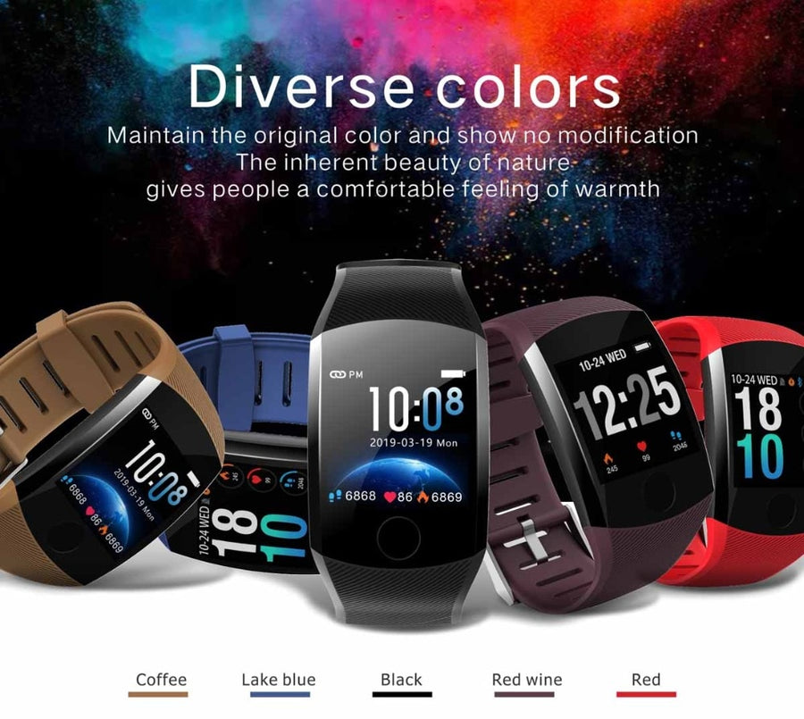Waterproof Fitness Q11 Smart Watch