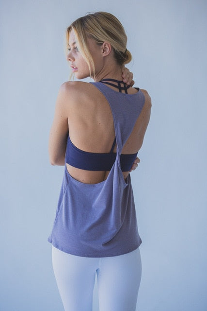 Perfect Yoga top Quick Dry  Fitness Apparel