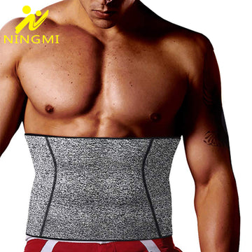 Mens Waist Trainer Slim Body Shaper