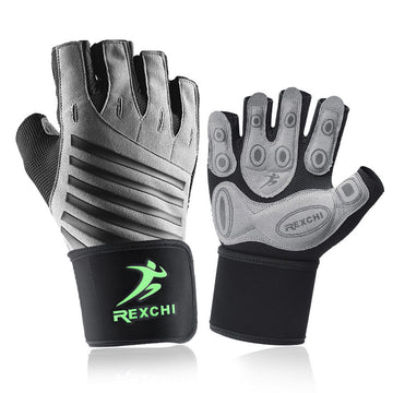 Anti-Slip Weight Lifting Gloves