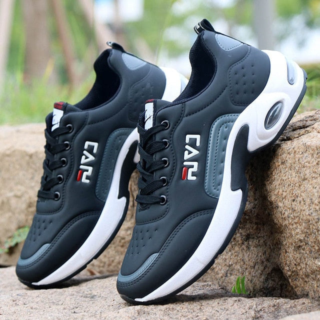 Men Breathable Running Shoes