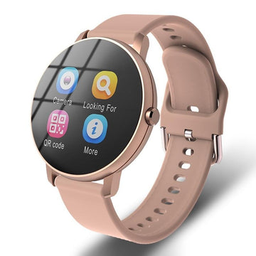 Heart Rate Blood Pressure Tracker Smart Watch