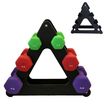 Durable Triangle Bracket Fitness Equipment Accessories