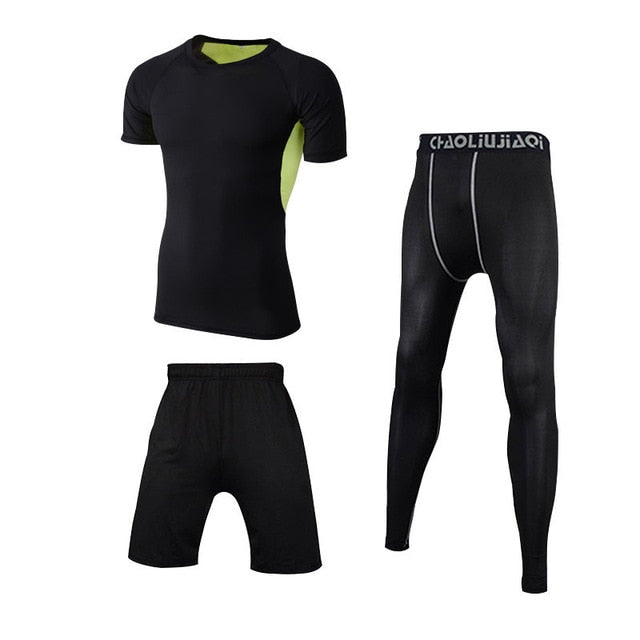 Compression Quick Dry Sportswear