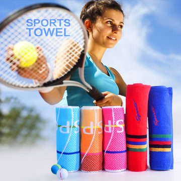 Cotton Sports Face Towel