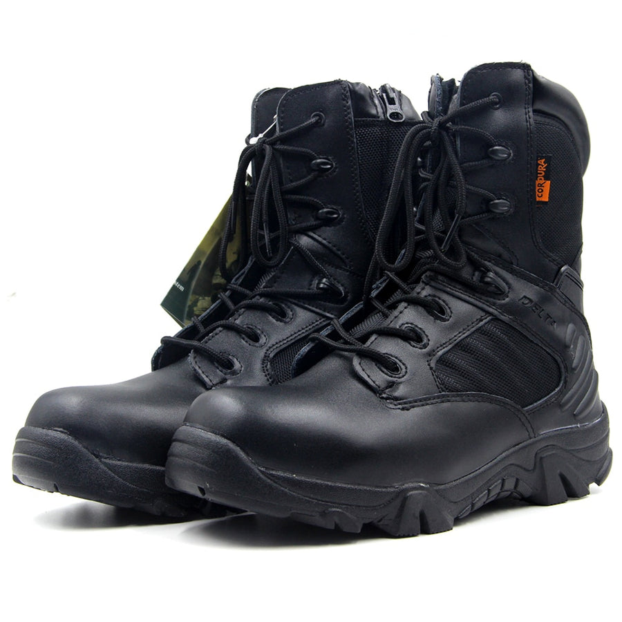 Men Hiking Climbing Shoes