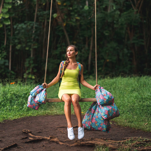 Bundle of the Full Baggu Collection • Jana Lam Hawaii + Baggu