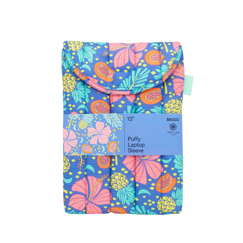 Jana Lam Baggu Hawaii Reusable Bag Shopping Bag Laptop Case Fashion Accessories Honolulu