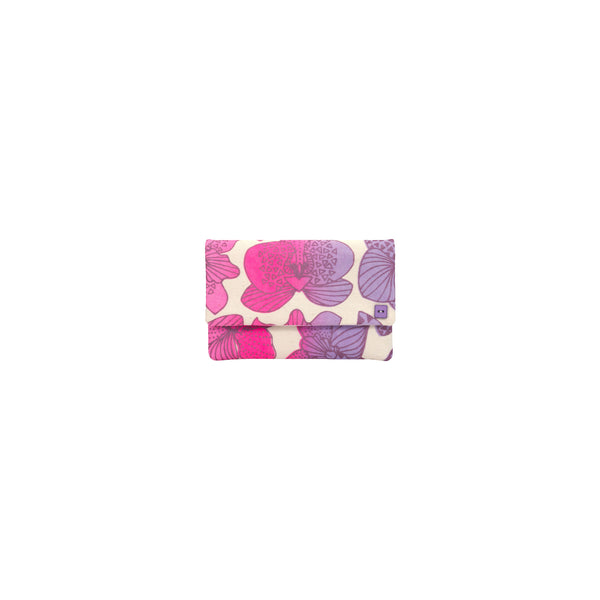 Petite Envelope Clutch • Orchid • Metallic Mauve over Hot Pink and Purple Ombre