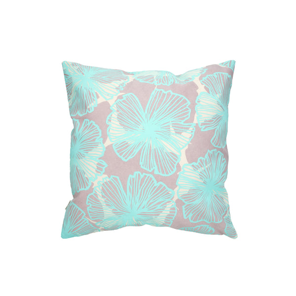 Hawaii Home Decor Pillow Cover Tropical Vacation Flower Print Hawaiian Hawaii