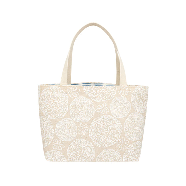Beach Bag Tote • Ulu • White Collection