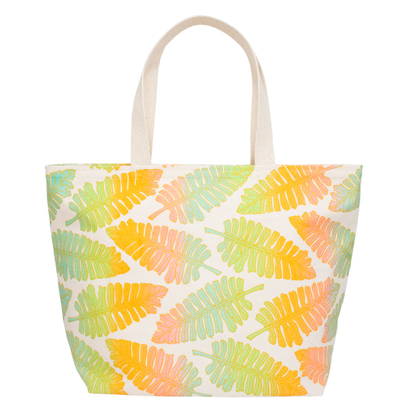 Everything Tote • Native 'Ae • Gold over Rainbow Ombre