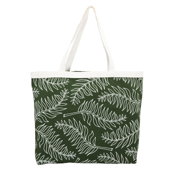 Shopper's Tote • Palm