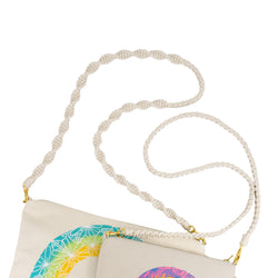 Notted Nest + Jana Lam • Macrame Cross Body Strap