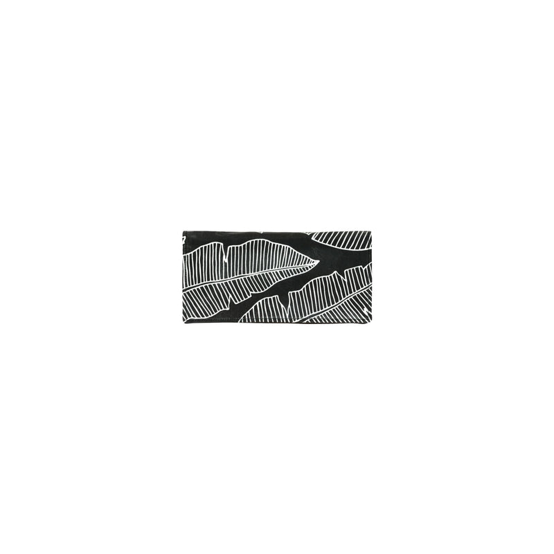 Women's Wallet • Banana Leaf