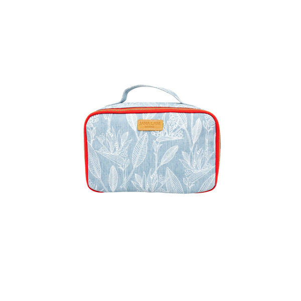 Toiletry Case/ Snack Pack • Bird of Paradise