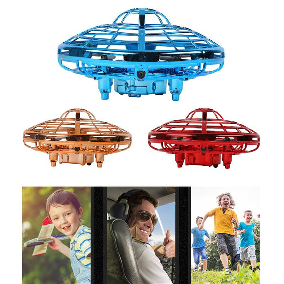 RC Mini Drone RC Helicopter UFO RC Drone Infraed Induction Aircraft Quadcopter Upgrade High Quality RC Toys Gifts Dropshipping
