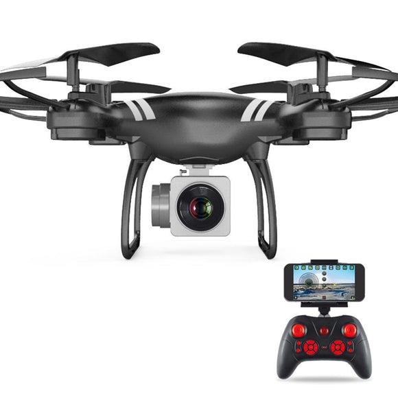 2019 Drone Camera HD 1080p Wifi FPV Altitude One Key Return Landing Headless RC Quadcopter Drone remote controlled helicopter