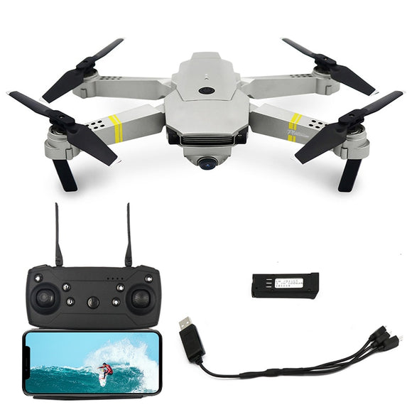 Mini Drone with camera RC Quadrocopter High Quality RC Helicopter Drones with Camera HD High Hold Mode Foldable Arm RC Drone RTF