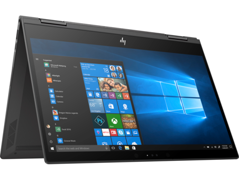 HP ENVY x360 Convert 13-AY0121AU AMD Ryzen 7 4700U 16GB RAM 512GB SSD Win 10 Nightfall Black