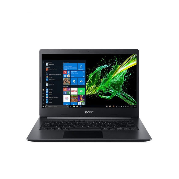 Acer A514-53-39QP 14HD Intel Core i3-1005G1 4GB RAM 128GB SSD+1TB HDD Windows 10 Charcoal Black