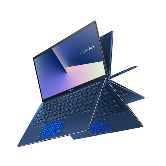 Asus UX362FA-EL216T Intel Core i7-8565U 16GB RAM 512GB SSD Intel UHD Graphics 620 Win10 Royal Blue