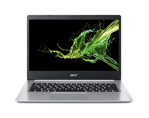 Acer A514-54G-51PU 14HD Intel Core i5-1135G7 4GB RAM 256GB SSD+1TB HDD NVIDIA MX350 Win10 Pure Silver